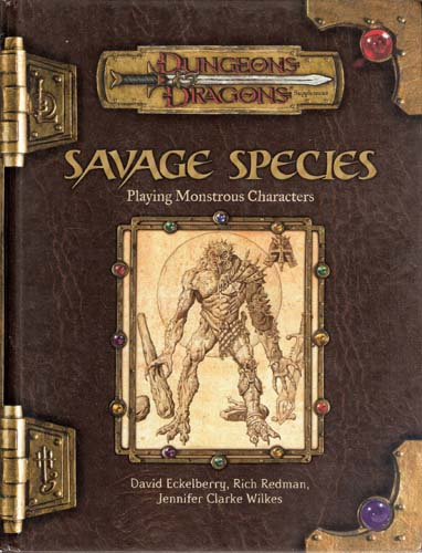 Savage Species cover
