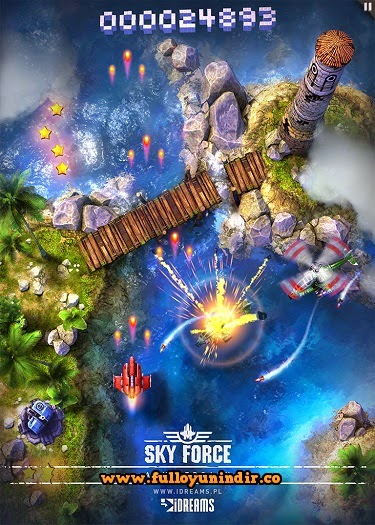 Sky Force Anniversary Pc Tek Link