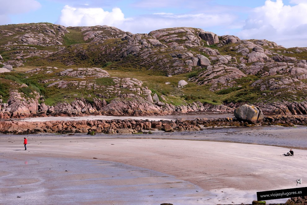 Foto de la Isla de Mull