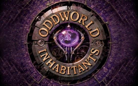 Image de présentation de l'univers Oddworld