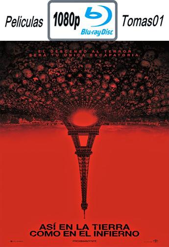 Así en la Tierra como en el Infierno (2014) BRRip 1080p