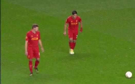 Suarez, Liverpool - Udinese