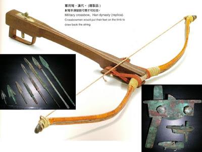 Making Chinese 240lb Han Crossbow Slide19