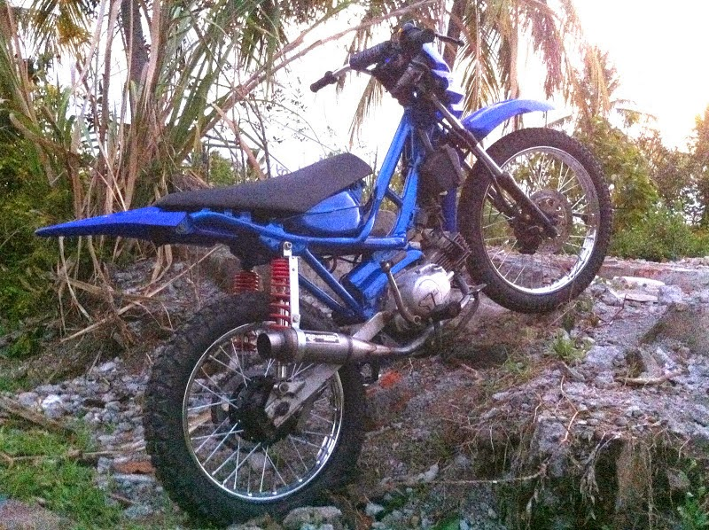 modifikasi vega r 2008