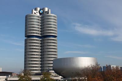 BMW Museum - Munique - Alemanha