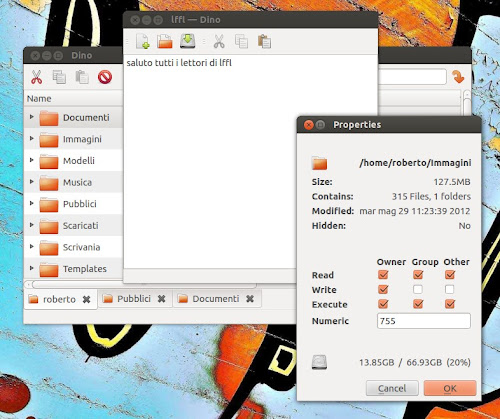 Dino File Manager