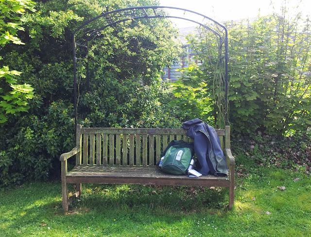 Wallington churchyard