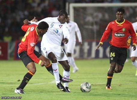Liga de Quito derrotó a Deportivo Cuenca
