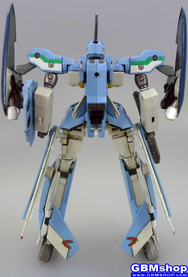 Macross Yamato 1/72 VF-X2 VF-19A VF-X Ravens Excalibur Battroid Mode with Super Pack