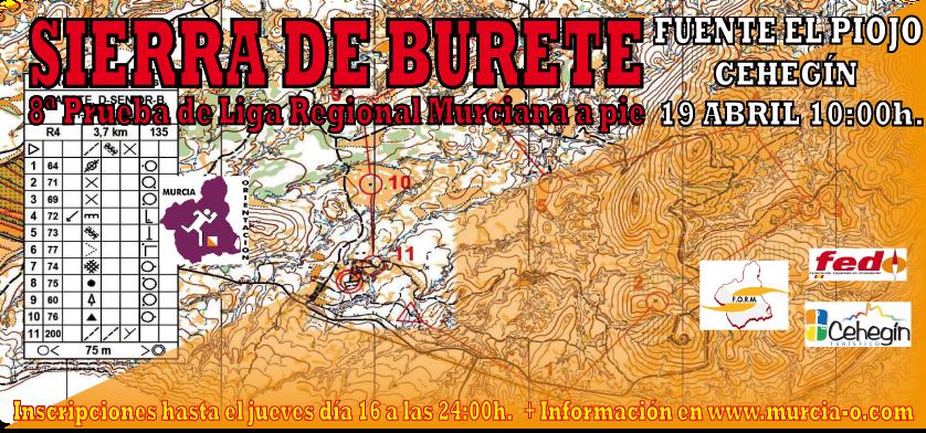 Sierra de Burete 19042015