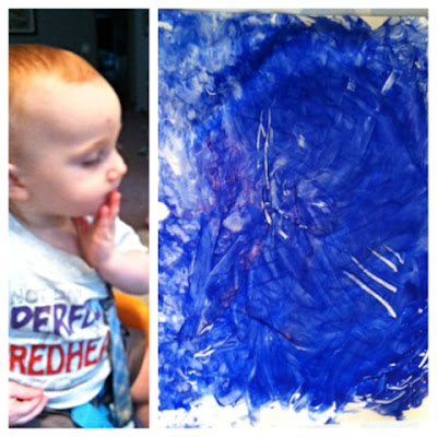 homeschool preschool art