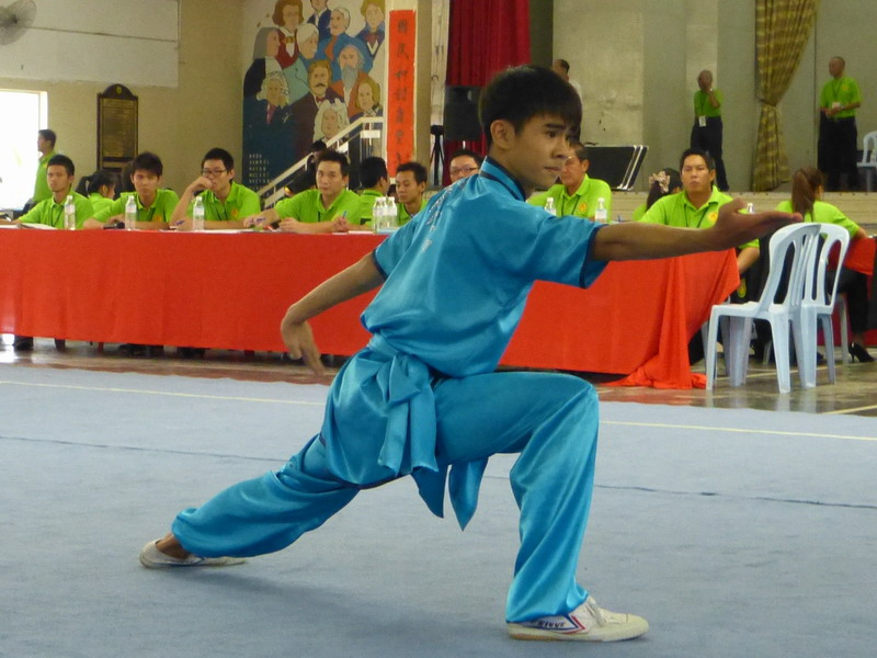 2012 3rd Ministry of Education Wushu Championships