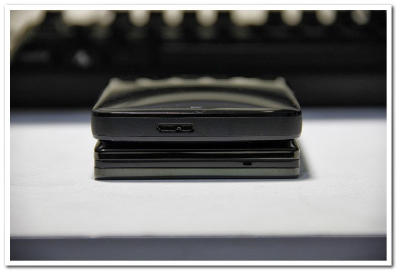 Mac與PC都通用,Toshiba Canvio Connect 750GB開箱