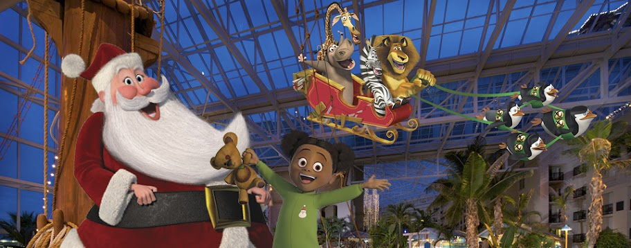 Gaylord Palms Dreamworks experience