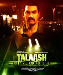 Trái Tim Cô Độc - Talaash poster