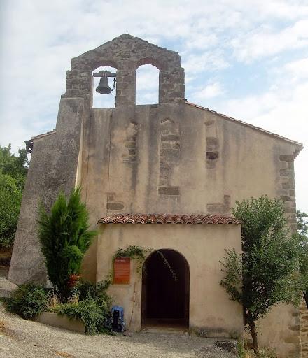 Le Bezu church
