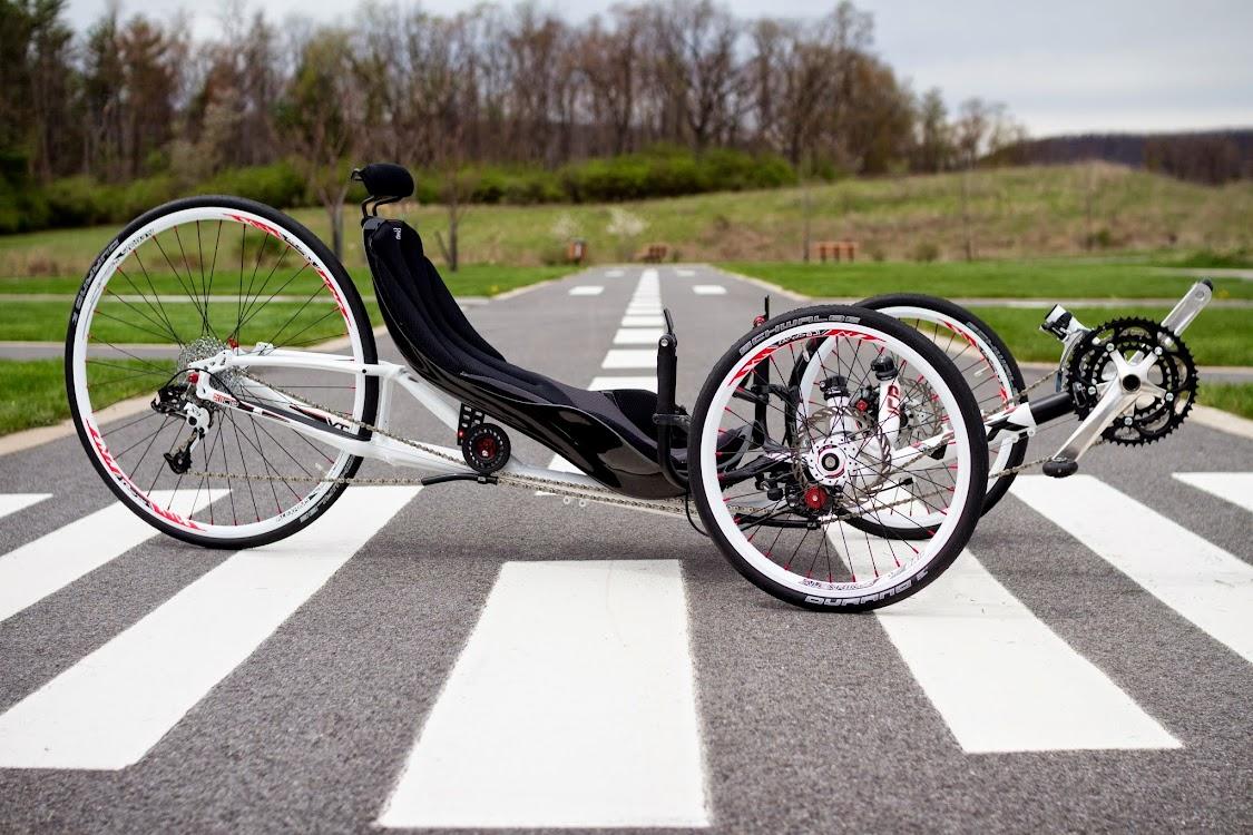 Ice Vtx Recumbent Trike Bikes Pinterest Bicycling Recumbent