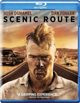 Filme Poster Scenic Route BRRip XviD & RMVB Legendado