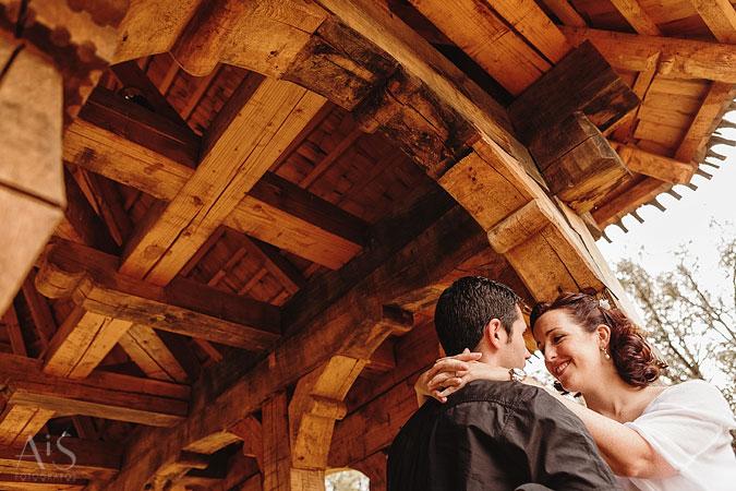 aniversario de boda en Aldea Santillana