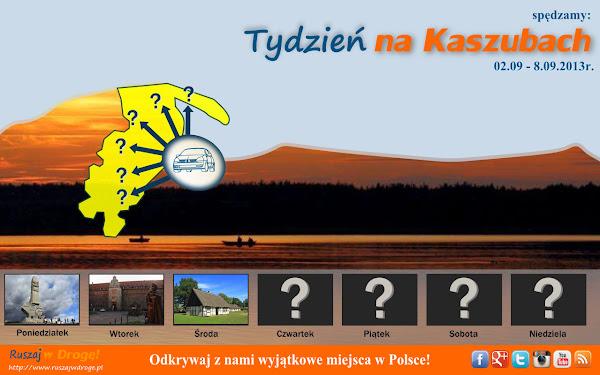 Drugi dzień naszej akcji Tydzień na Kaszubach - Słowiński Park Narodowy