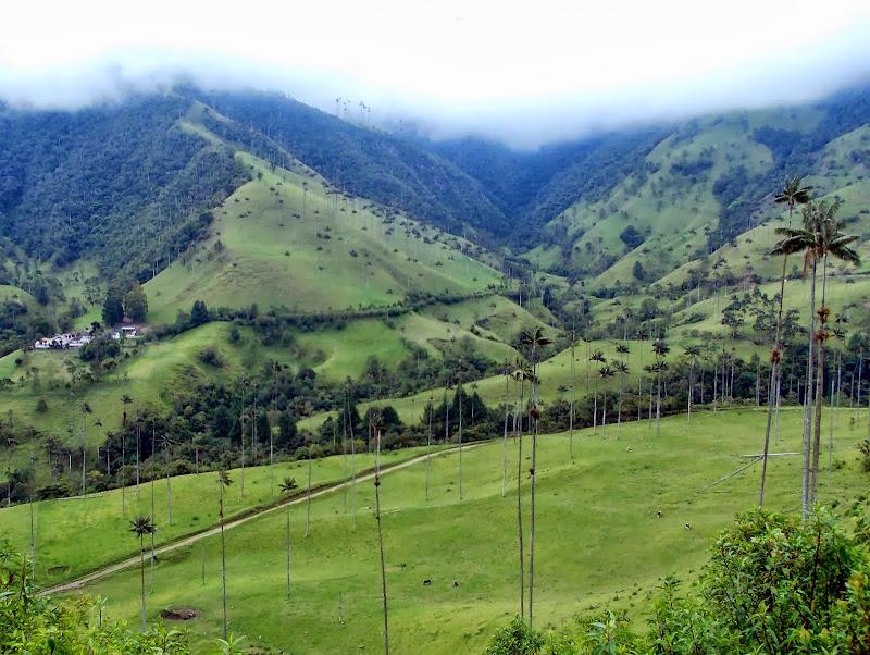 Путешествие по Колумбии и Эквадору