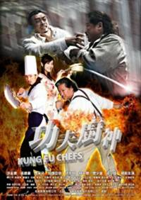 Kungfu Chefs - kungfu đầu bếp