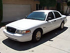 2003 CNG Ford Crown Victoria Police Interceptor Sedan 4-Door 4.6L