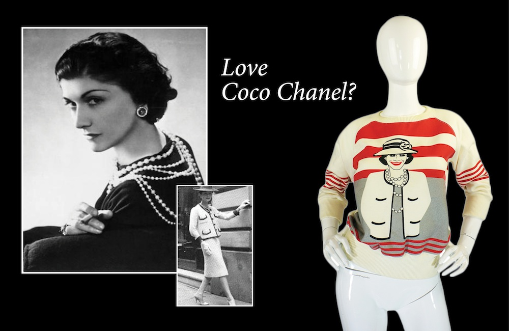 Go Coco For Chanel!