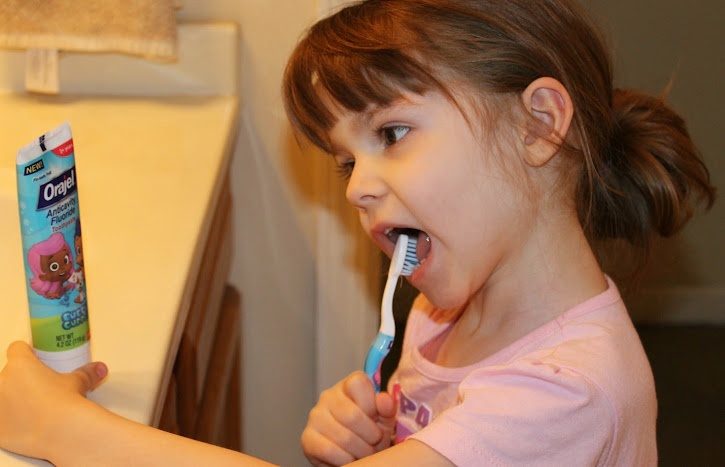 Making Tooth Brushing for Preschoolers Fun