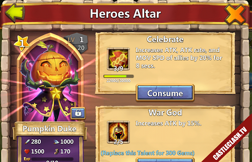 Sell Account have pumpkin Succubus Paladin Over 143000 HB
