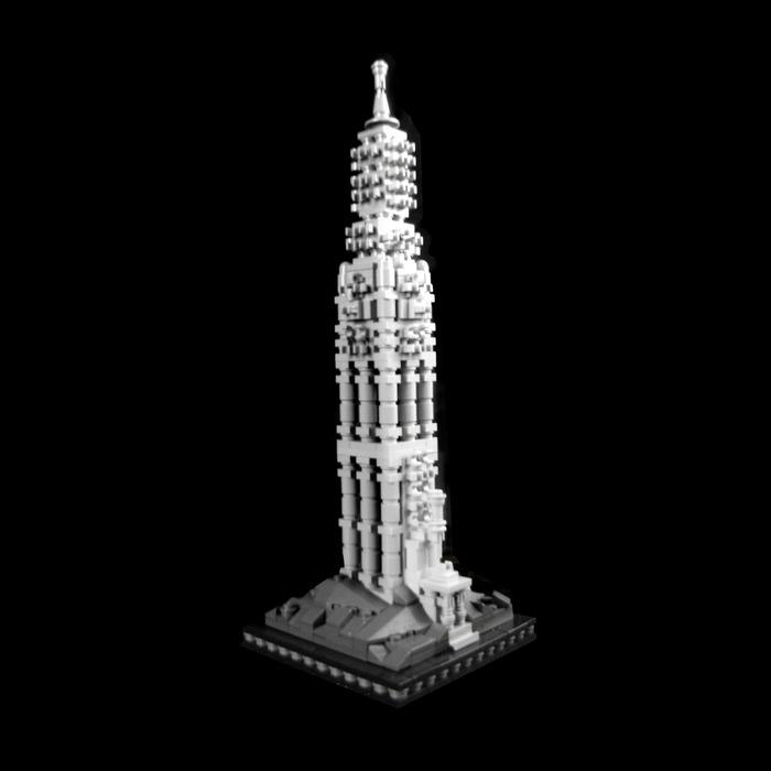 *樂高師Mike Doyle的LEGO奇幻科技堡壘:和平接觸外星人! 7