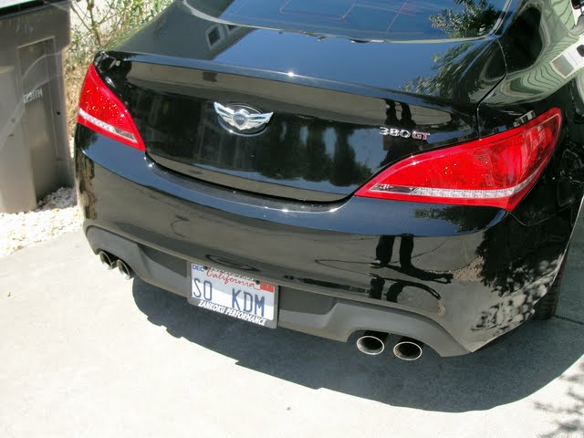 Question On New Kdm Wing Emblem Page 2 Hyundai Genesis Forum
