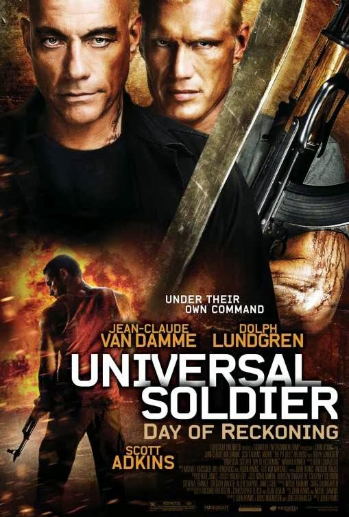 Poster Of Universal Soldier: Day of Reckoning (2012) Full Movie Hindi Dubbed Free Download Watch Online At alldownloads4u.com