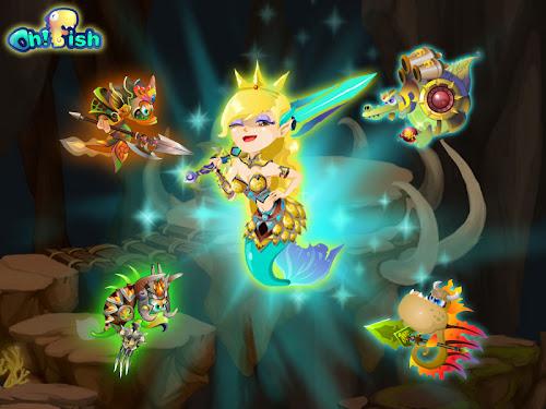 VNG thông báo thử nghiệm game mới Oh!Fish 1
