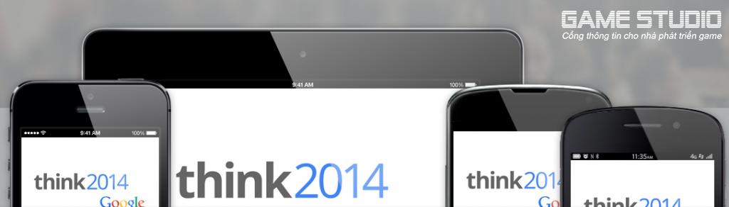 Google phát đi thông báo về việc xác nhận địa điểm diễn ra hội thảo: Think  App với Google 2014