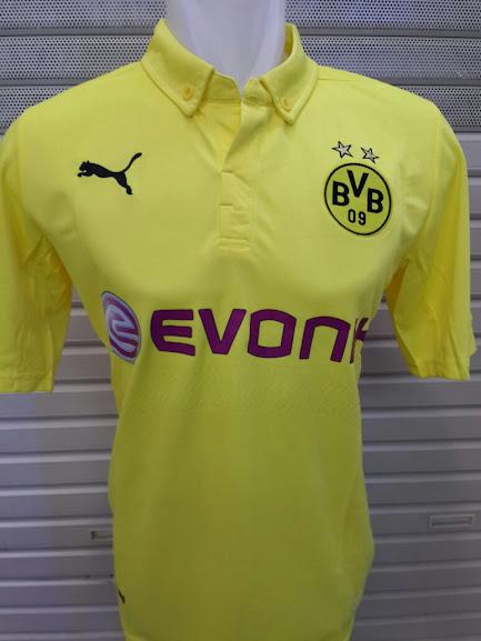 Jual Jersey Dortmund Home Liga Champion 2014-2015