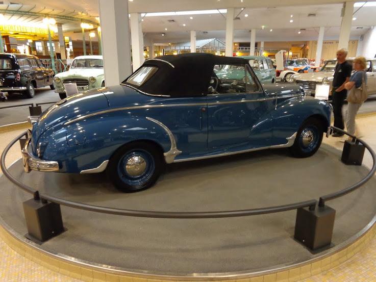 Musée de l'aventure Peugeot à Sochaux DSC01325