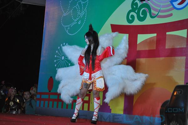 Cosplay Liên Minh Huyền Thoại tràn ngập Aki Matsuri 33
