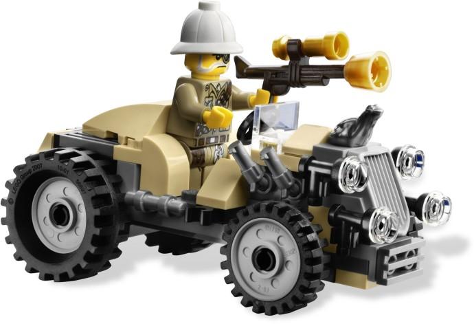 レゴ モンスターファイター オオカミ人間 9463