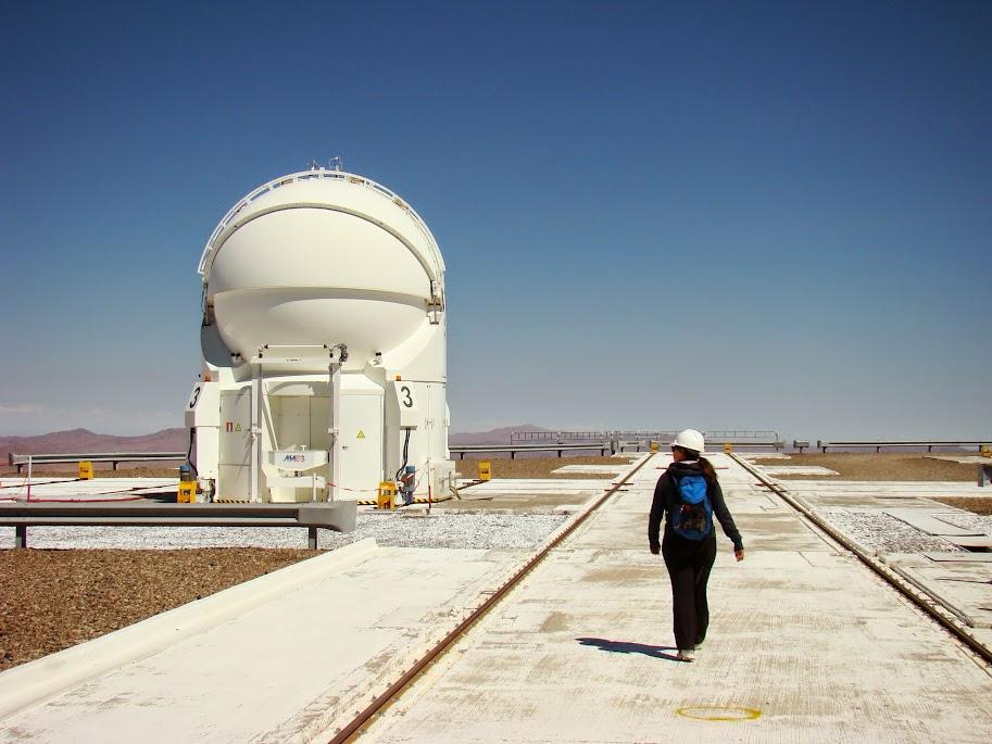 Observatorio Europeo Austral de Paranal