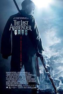 The Last Airbender Razzie 2011
