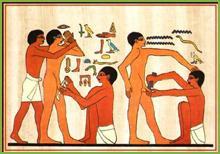 En el Antiguo Egipto, por razones de estética e higiene, era costumbre depilarse el cuerpo entero…
