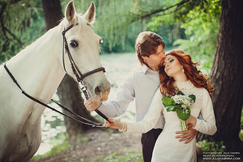 Фотосессия с конем цена