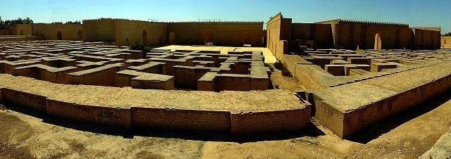 Затерянные города, Вавилон