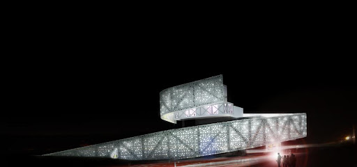 New Taipei City Museum Of Art , Taiwan, A proposal design by Zerafa Architecture Studio