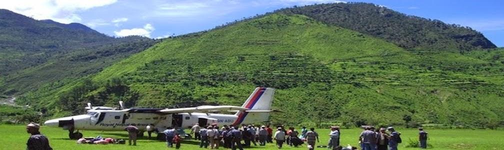 """Airport in Dewal Bajhang farwestern Nepal"""" width="""