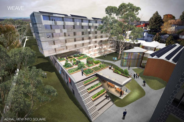 northbourne flats designs