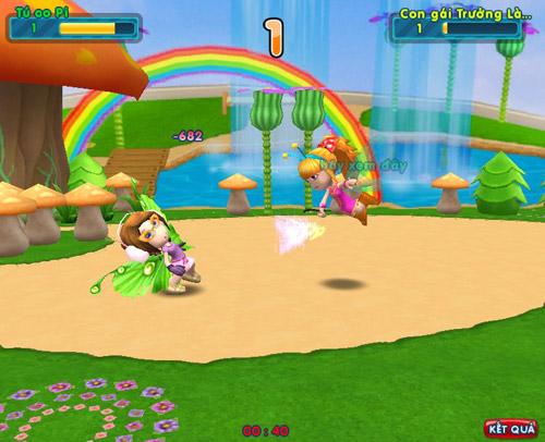 """Tìm hiểu """"siêu webgame"""" HappyMe do VNG phát triển 13"""