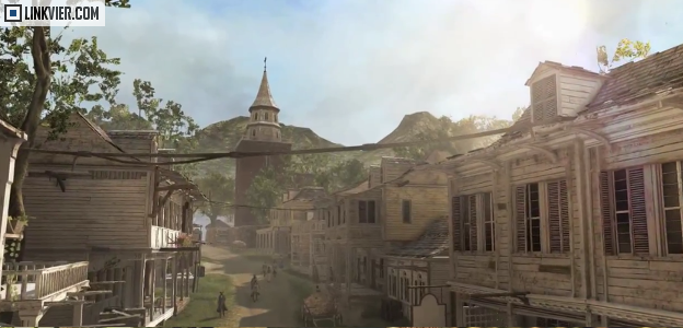 Kingston in Assassins Creed 4