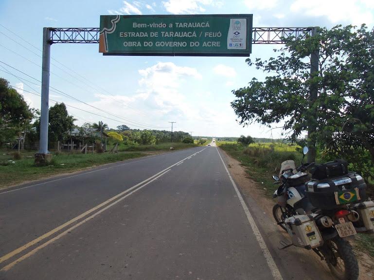 Brasil - Rota das Fronteiras  / Uma Saga pela Amazônia 20140901_161051